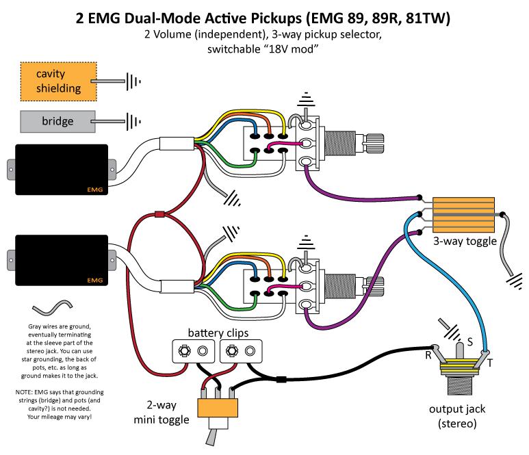 Sanity-check my wiring? - Electronics Chat - ProjectGuitar.com | Guitar Wiring Diagrams No Tone |  | ProjectGuitar.com