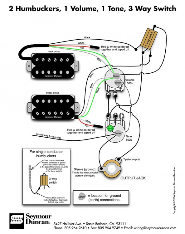 wilkinson hot pickups wiring - electronics chat