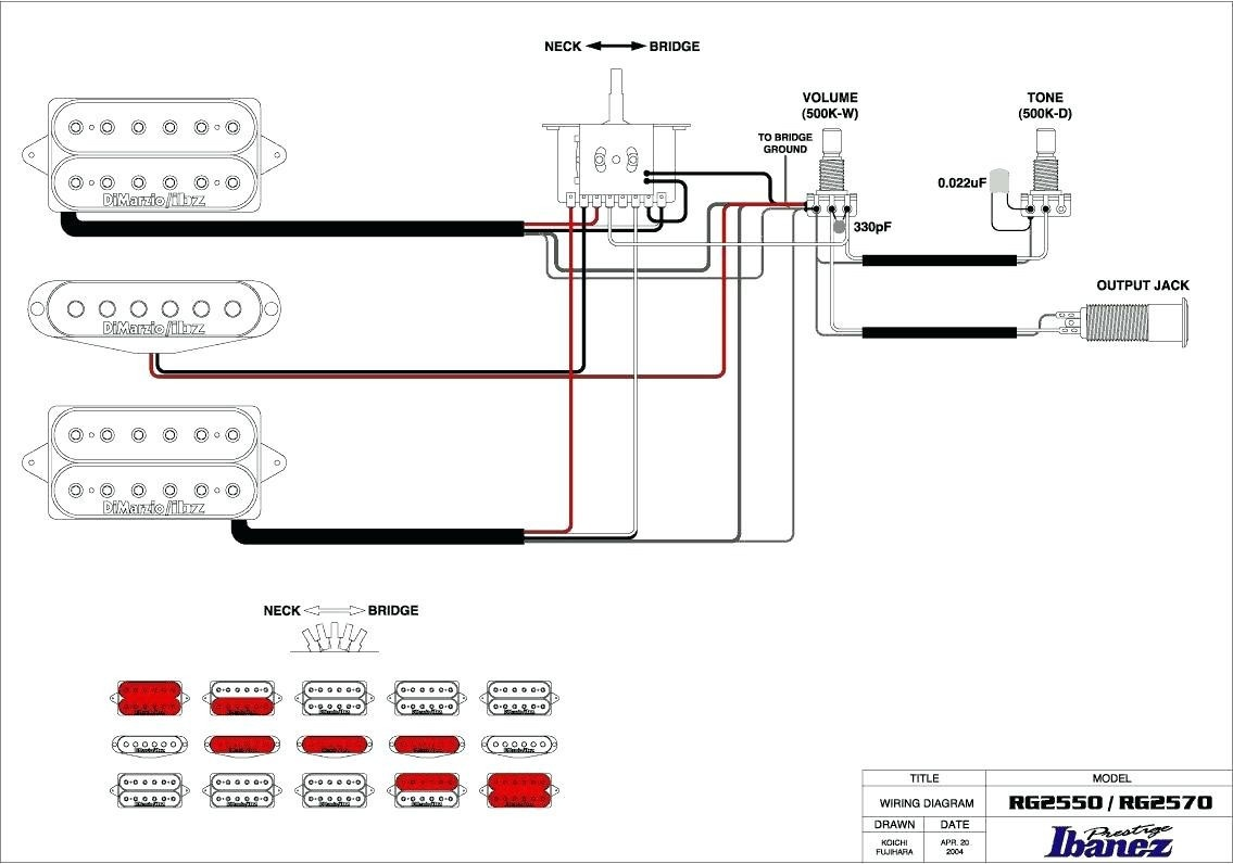 Modifying Ibanez HSH/VT/5-way's tone control - Electronics Chat -  ProjectGuitar.comProject Guitar